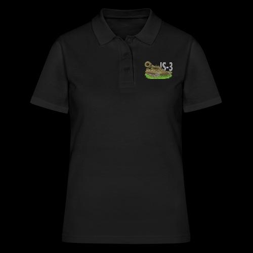 IS-3 (Writing) - Women's Polo Shirt