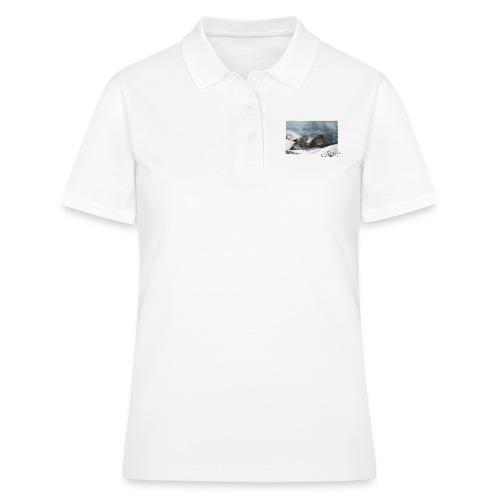Mountains Colorized - Women's Polo Shirt