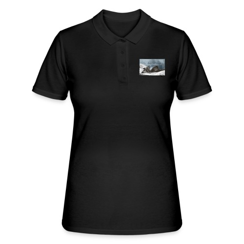 Mountains Colorized - Women's Polo Shirt