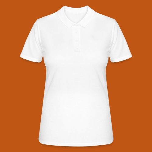 Cafe Racer Motorrad 05_weiß - Frauen Polo Shirt