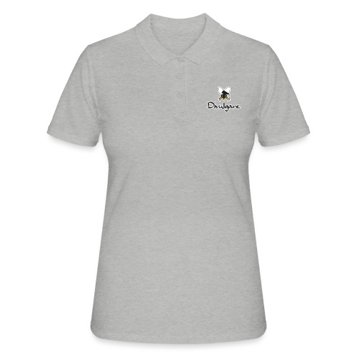 Logo oficial de Divulgare - Camiseta polo mujer