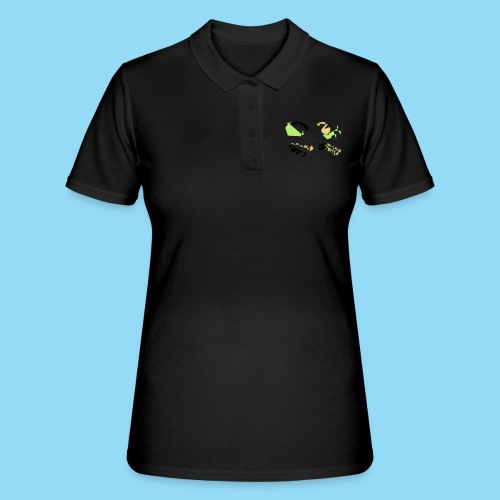Abstracts & Colours - Women's Polo Shirt