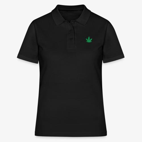 MARIJUANA - Women's Polo Shirt