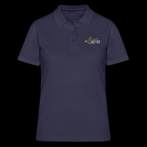 Me 163 Komet (Writing) - Women's Polo Shirt