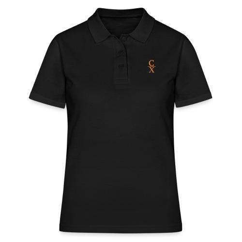 CHARLES CHARLES LOGO - Women's Polo Shirt