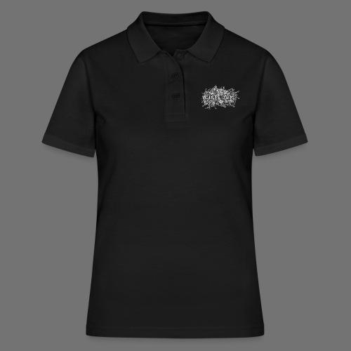 carpe diem (biały) - Women's Polo Shirt
