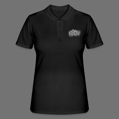 carpe diem (valkoinen) - Women's Polo Shirt