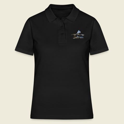 Baltrum Urlaub Nordsee Meer - Frauen Polo Shirt