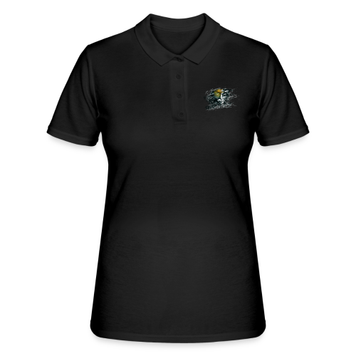 free your mind - Frauen Polo Shirt
