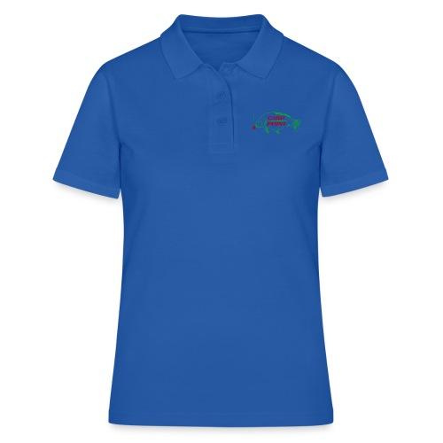 Carp Point new1 small - Frauen Polo Shirt