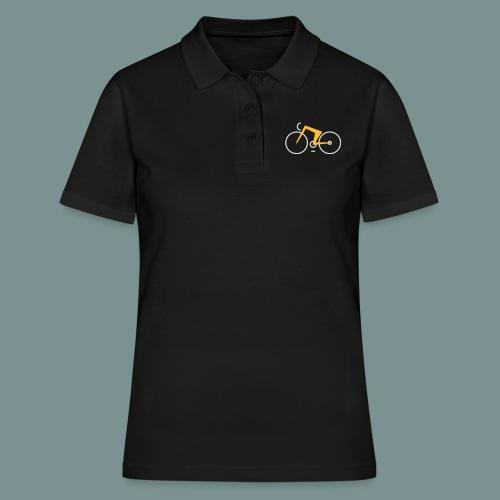 Bikes against cancer - Women's Polo Shirt