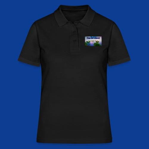 Flux b4 client Shirt - Women's Polo Shirt