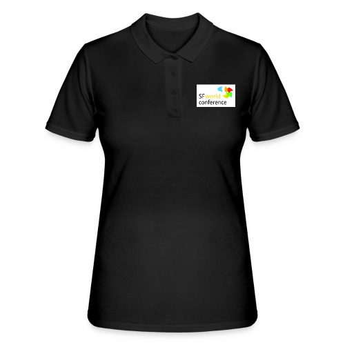 SFworldconference T-Shirts - Frauen Polo Shirt