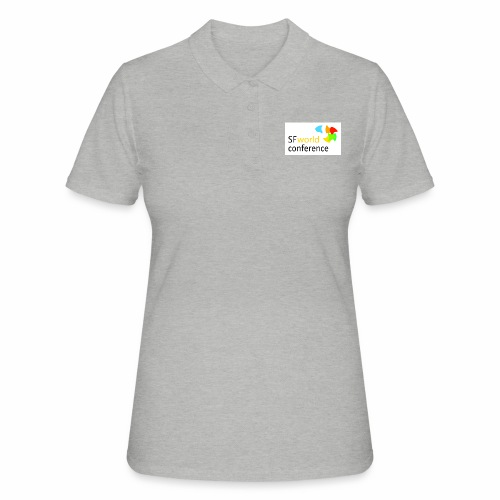 SFworldconference T-Shirts - Frauen Polo Shirt