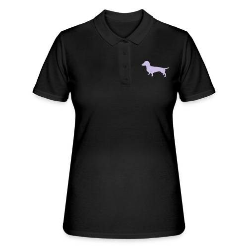 dackel_dachshund_dog - Frauen Polo Shirt