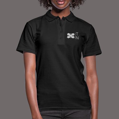 Tregion logo Small - Women's Polo Shirt