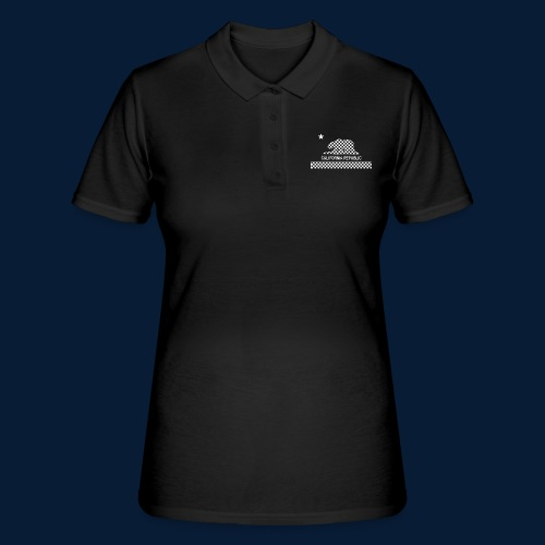 California Republic - Frauen Polo Shirt