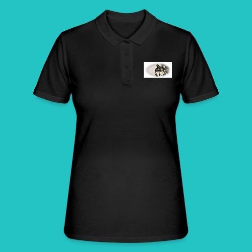 Bluza Wilk - Women's Polo Shirt