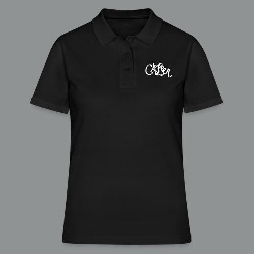 Kinder/ Tiener Shirt Unisex (rug) - Women's Polo Shirt