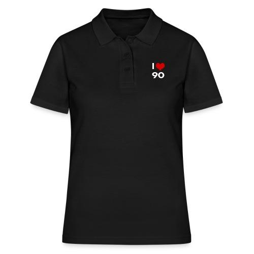 I love 90 - Polo donna