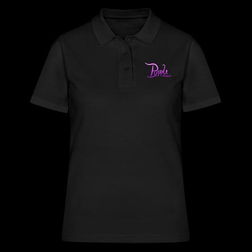 PurpleDesigns - Women's Polo Shirt