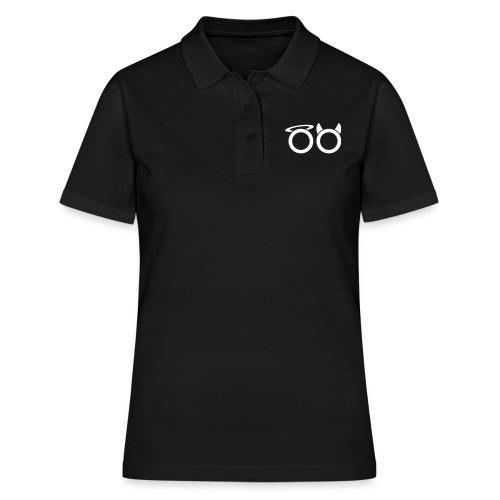 hvit svg - Women's Polo Shirt