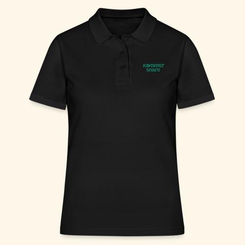 kommersnart - Women's Polo Shirt