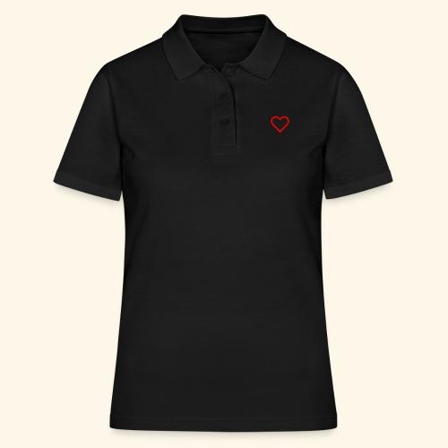 Hjärta - Women's Polo Shirt