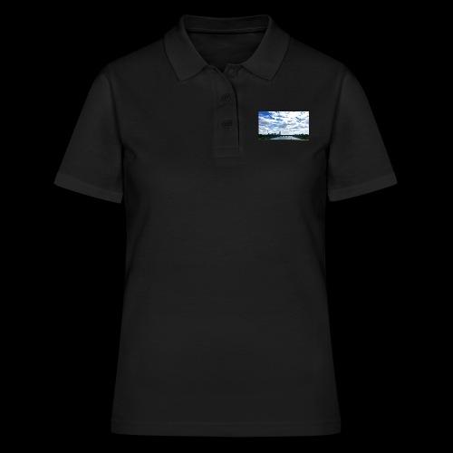 Donau in Wien - Frauen Polo Shirt