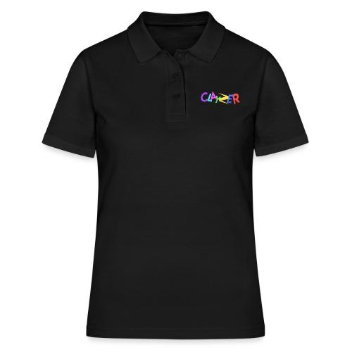 CLAYZER MULTICOLOR - Women's Polo Shirt