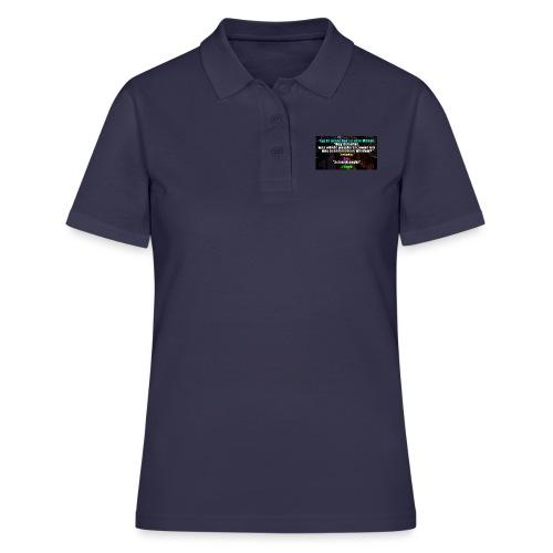 SchnitLauch - Frauen Polo Shirt