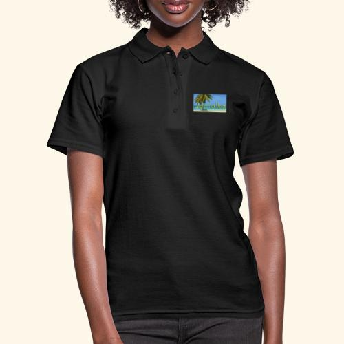 JAMAIKA - Frauen Polo Shirt