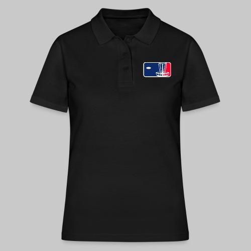 Major League Frisbeegolf - Naisten pikeepaita
