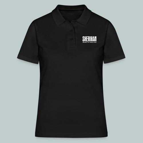 Sherikan logo - Women's Polo Shirt