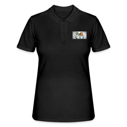 Hands of the world - Women's Polo Shirt