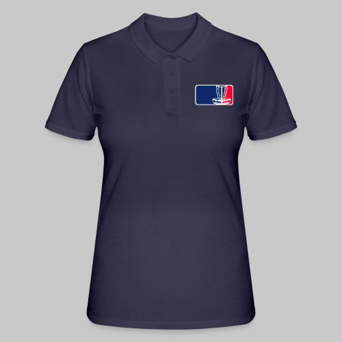 Disc golf - Women's Polo Shirt