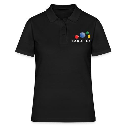 Fabulinus wit - Women's Polo Shirt