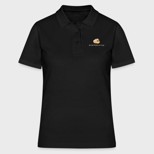 Exe dein Getränk - Frauen Polo Shirt
