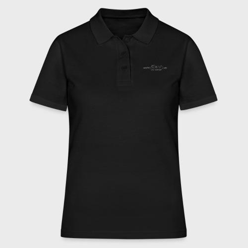 iSauf-Schriftzug - Frauen Polo Shirt