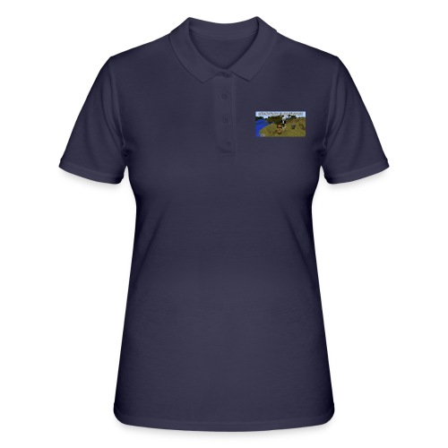 minecraft - Women's Polo Shirt