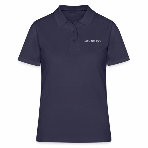 JE ... DEMAIN Blanc - Women's Polo Shirt