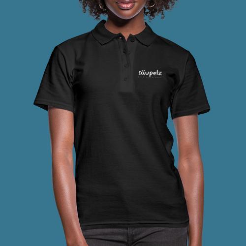 Säupelz - Frauen Polo Shirt