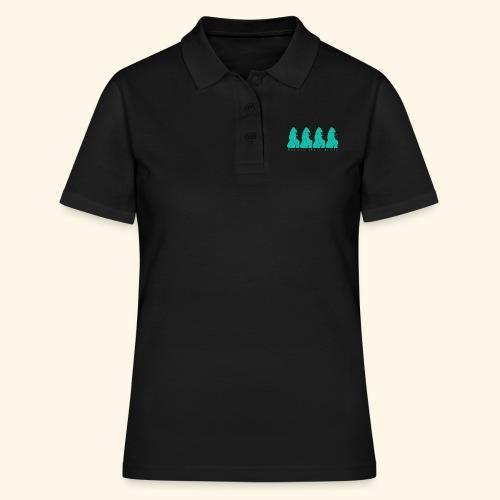 Gorille & file d'attente - Women's Polo Shirt
