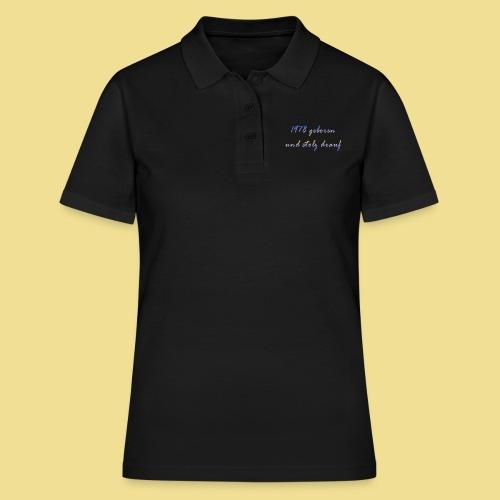 1978 - Frauen Polo Shirt