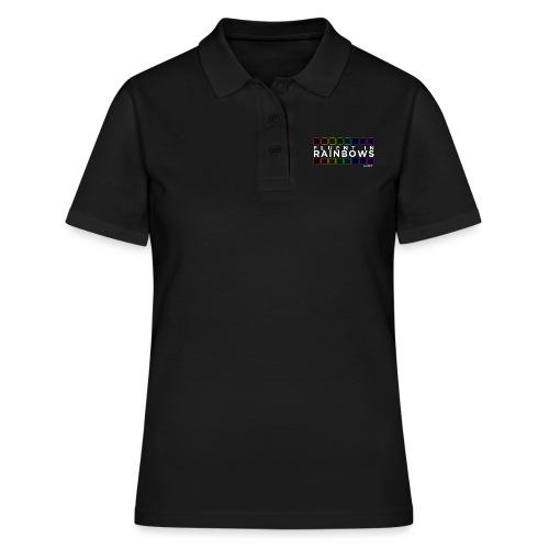 Fluent In Rainbows // Kaskobi - Women's Polo Shirt