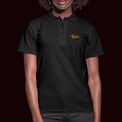 méchant madras - Women's Polo Shirt