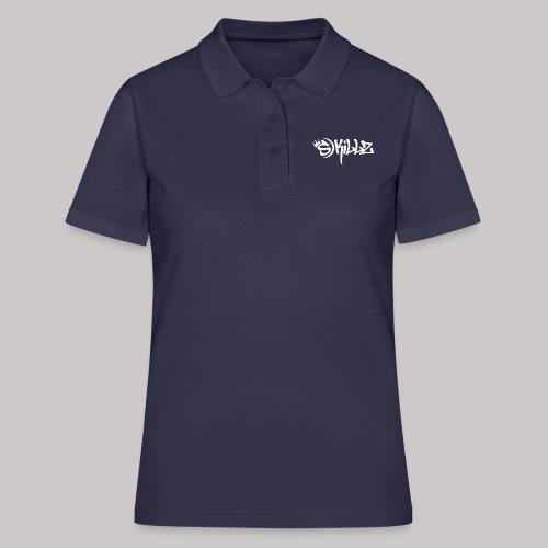 S Killz weiss - Frauen Polo Shirt