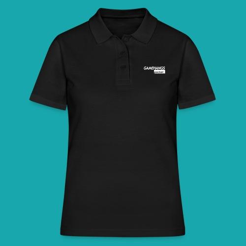 GameHangs Pocket Snapback - Women's Polo Shirt