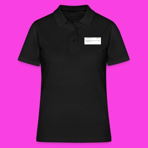 Ieuan Tweet - Women's Polo Shirt