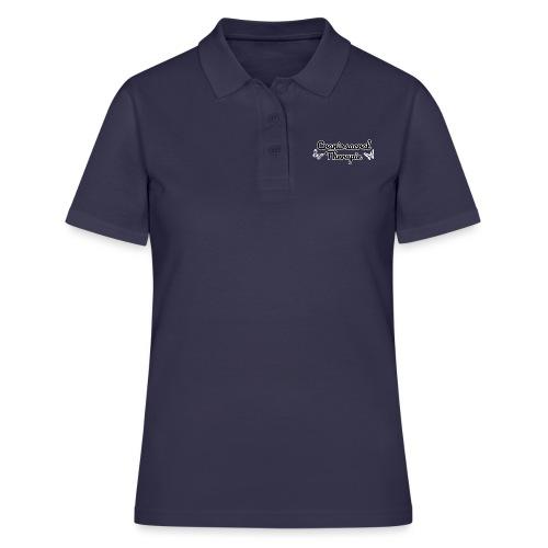 Cranio Sacral Therapie Massage Shirt Geschenk - Frauen Polo Shirt
